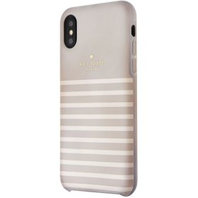 Kate Spade Soft Touch Case for iPhone XS and X - F