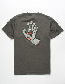 SANTA CRUZ Screaming Hand Mens T- Shirt_