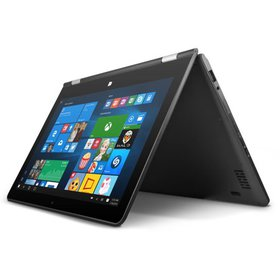 """Ematic 11.6"""" Laptop, Touchscreen, 2-in-1, Windows"""