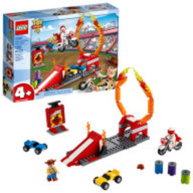 Title: LEGO 4+ Toy Story 4 - Duke Caboom's Stunt S