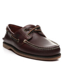 Timberland two eye boat shoes