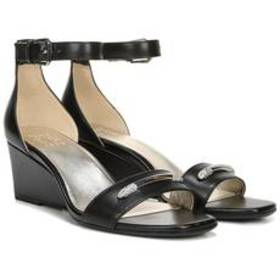 Womens Naturalizer Zenia Leather Wedge Sandals