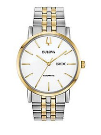 Bulova Classics Clipper Automatic Bracelet Watch T