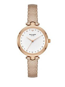 Kate Spade New York Holland Scalloped Strap Watch