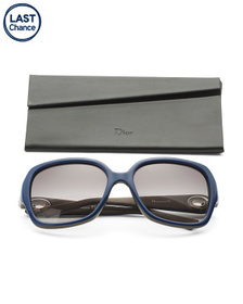 DIOR Made In Italy 57mm Designer Sunglasses