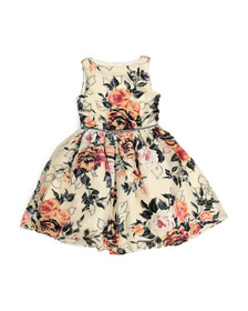 PIPPA AND JULIE Girls Floral Special Occasion Dres