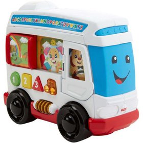 Fisher-Price Laugh & Learn Learn Around Town Bus w