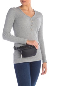 French Connection Ginny Belt Bag