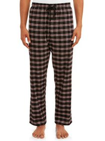 Hanes Men's Stretch Flannel Pant