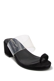 Kenneth Cole New York Lizzie Clear Vamp Sandal