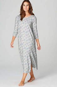 Sleep Ultrasoft Falling Snowflakes Gown