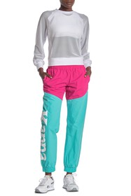 Kappa Active Authentic Bordos Colorblock Logo Pant