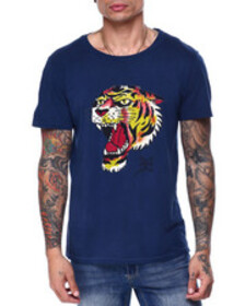 Ed Hardy tiger archive tee