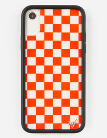 WILDFLOWER Red Check iPhone X/Xs Case_