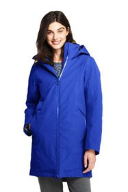 Lands End Women's Squall 3 in 1 Waterproof Winter