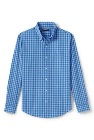 Lands End Men's Essential Lightweight Poplin Shirt