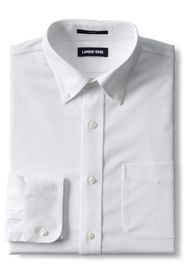 Lands End Men's Traditional Fit No Iron Oxford Shi