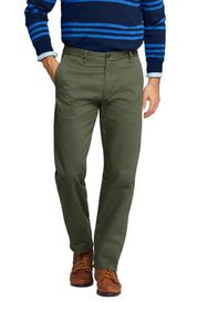 Lands End Men's Straight Fit Comfort-First Knockab
