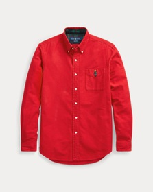 Polo Ralph Lauren Classic Fit Bear Oxford Shirt