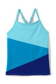 Lands End Girls Tankini Top