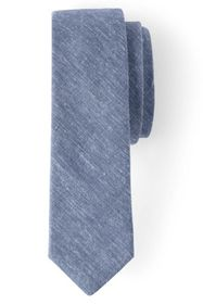 Lands End Boys Chambray Tie