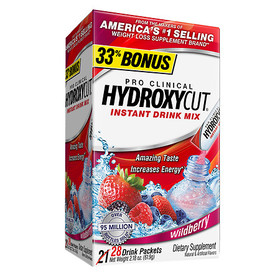 Hydroxycut Pro Clinical Weight Loss Dietary Supple