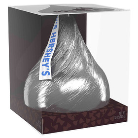 Hershey's Kisses Giant Milk Chocolate Candy