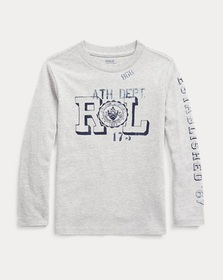 Boys 2-7 Cotton Jersey Graphic Tee