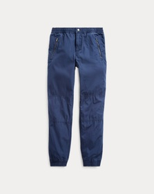 Boys 8-20 Cotton Poplin Jogger Pant