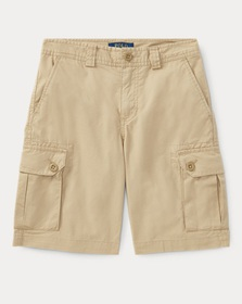 Boys 8-20 Cotton Chino Cargo Short