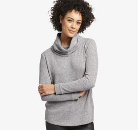 Johnston Murphy Cowlneck Pullover