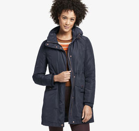 Johnston Murphy Quilt-Lined Anorak