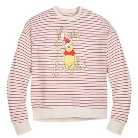 Disney Winnie the Pooh Holiday Pullover Sweater fo