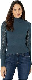 BCBGMAXAZRIA Turtleneck Long Sleeve Sweater