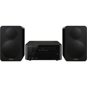 CD HI-FI MINI SYST BLACK
