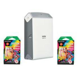 Fujifilm instax SHARE SP-2 Smartphone Printer, Sil