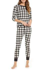 Rachel Parcell Thermal Pajamas (Nordstrom Exclusiv