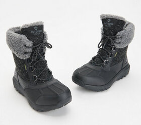 Skechers On-The-Go Outdoors Ultra Winter Boots- Fr