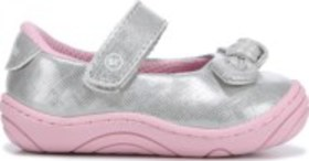 Stride Rite Kids' Lily Mary Jane Sneaker Baby/Todd