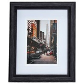 """Wood Patterned Picture Frame - 5"""" x 7"""""""