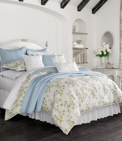 Piper & Wright Rosalie Blue Comforter Set