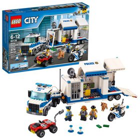 LEGO City Police Mobile Command Center 60139 (374