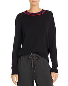 Splendid - Brighton Striped-Neck Sweater