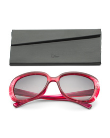 DIOR Made In Italy 56mm Oversize Designer Sunglass