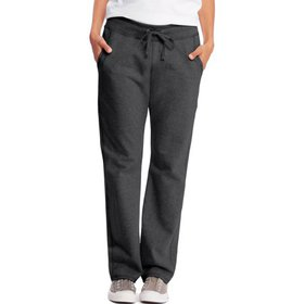 Hanes Women's Athleisure French Terry Pant with Po
