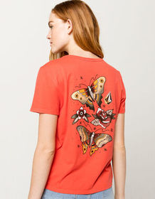 VOLCOM Move On Up Womens Tee_