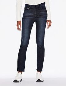 Armani J05 FIVE-POCKET, STRETCH-DENIM JEANS