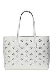 kate spade new york Molly Large Perforated Leather