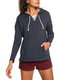 Roxy Womens Juniors Discovery Arcade Knit Lace-Up