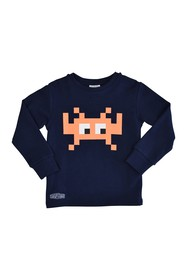 Toobydoo Long Sleeve Graphic T-Shirt (Toddler
